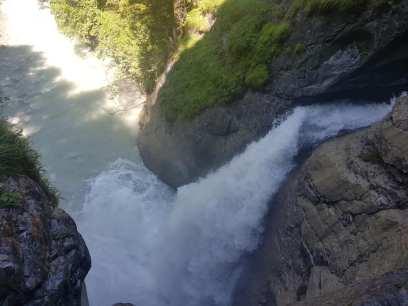 Trummellbach falls 2